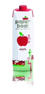 Apple 1 ltr Tetra Pack