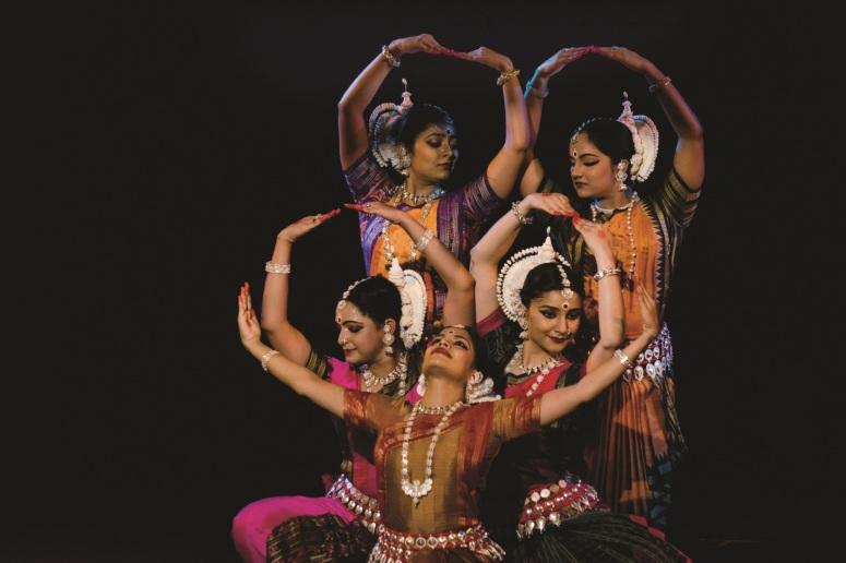 Nrityantar Dance Ensemble (Odissi) - 0002