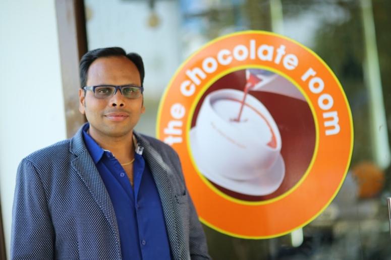 L. Chaitanya Kumar-Co-founder and CMD, The Chocolate Room_