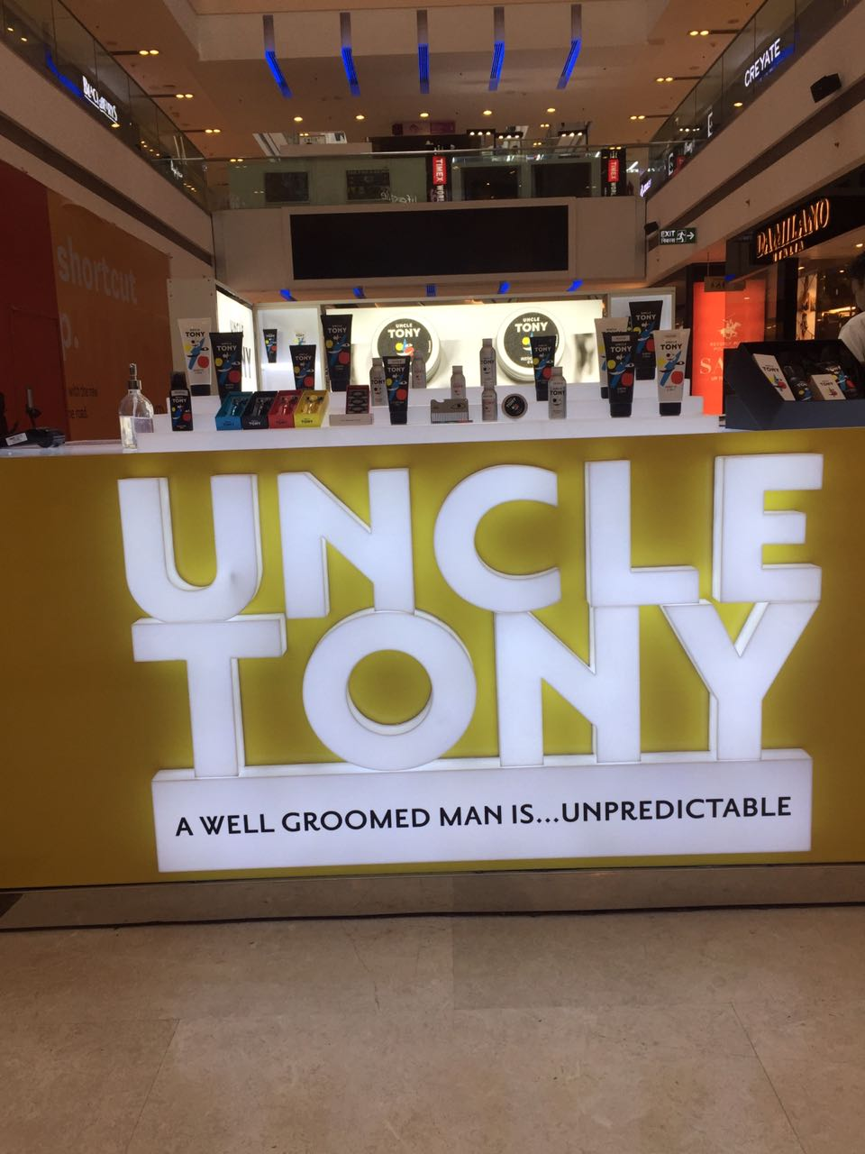 A New Address In Town For Your Grooming Needs Uncle Tony Men S