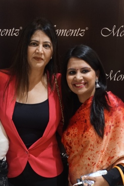 Dimple Anuand with Tripti Singhal Somani