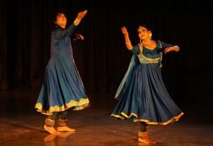 Hari & Chethana performing at Mahashivratri Concert