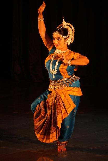 Swapnokalpa Dasgupta performing at Mahashivratri Concert