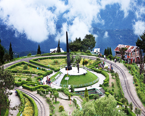 Summer Vacation in Darjeeling