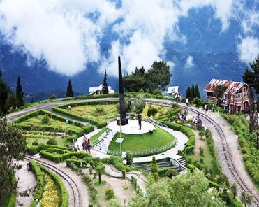 Summer Vacation in Darjeeling