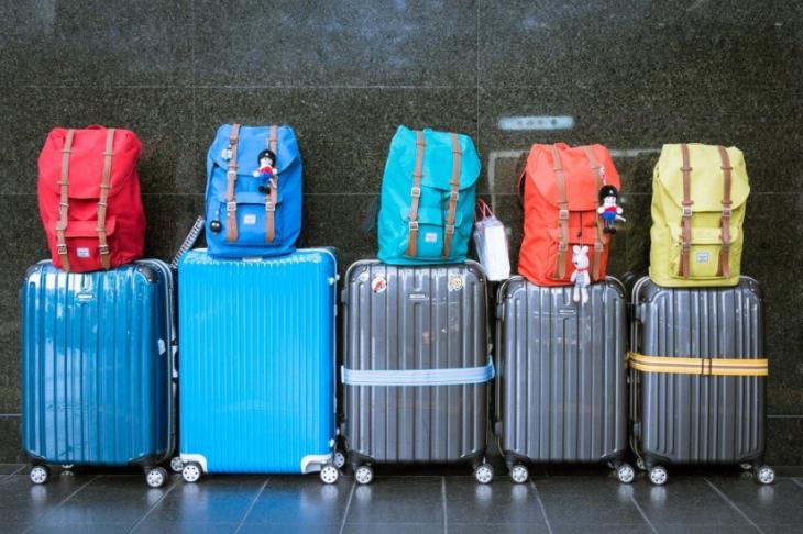luggage check list