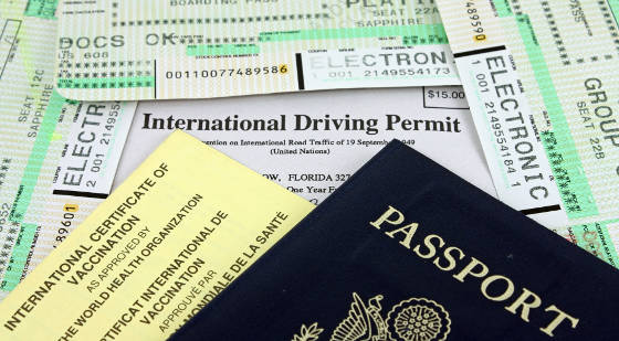 important-travel-documents