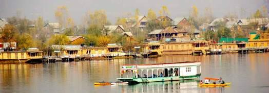 Summer Vacation in Jammu & Kashmir