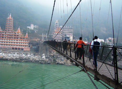 Summer Vacation in rishikesh