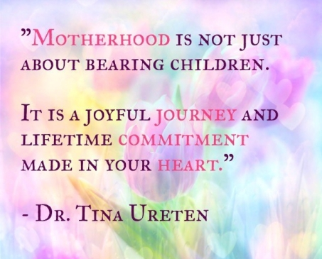 Mother's Day Message for mom