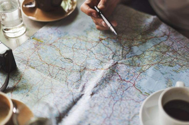 Plan the itinerary