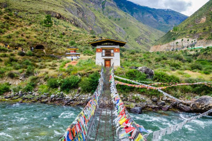 Summer Vacation in Bhutan