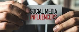 online Social Media influencer