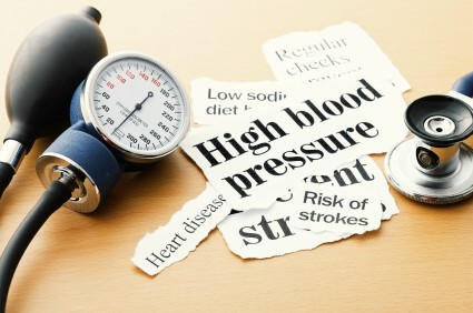 control high blood pressure naturally