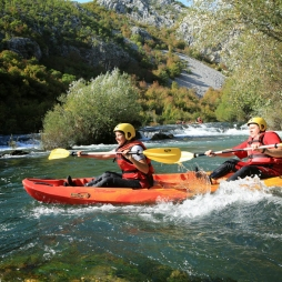 Canoe Safari Zambia 2