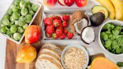 Eat a diet which is fibre rich
