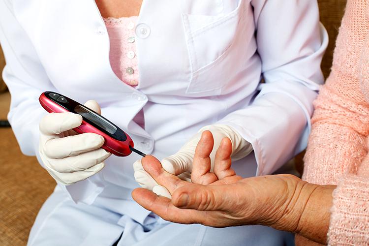 Diabetes reason of obesity