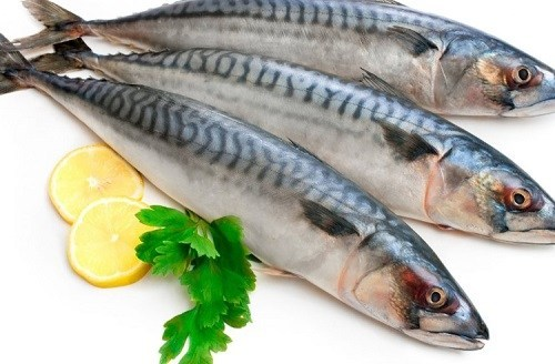 Fish for good metabolism