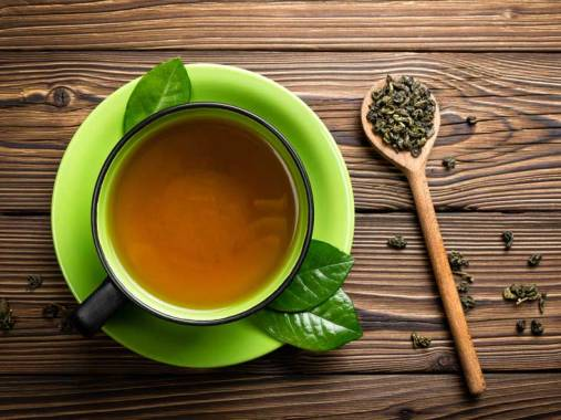 gree tea for good metabolism