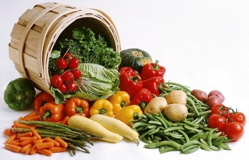 gree Vegetables for good metabolism