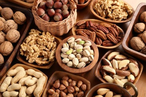 Nuts for good metabolism