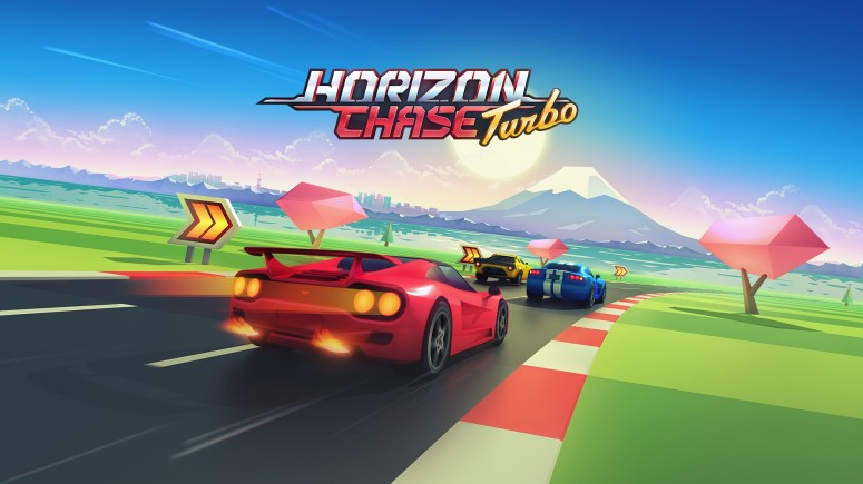 Best Android game Horizon Chase