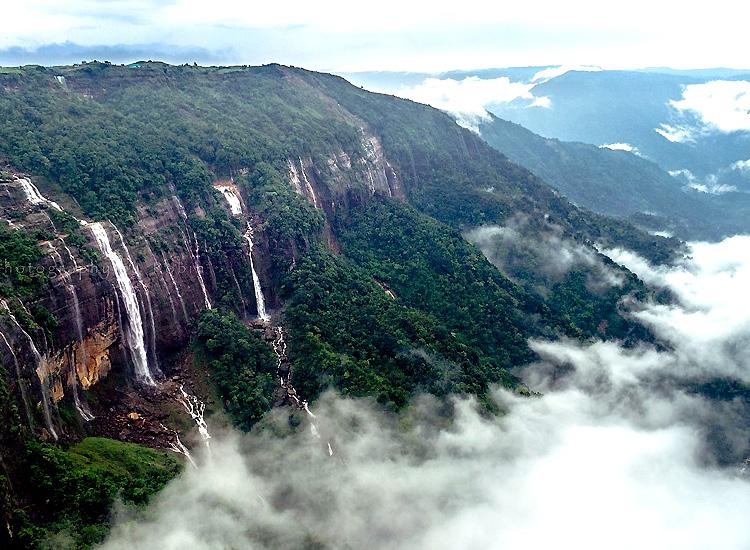 best honeymoon destination Meghalaya