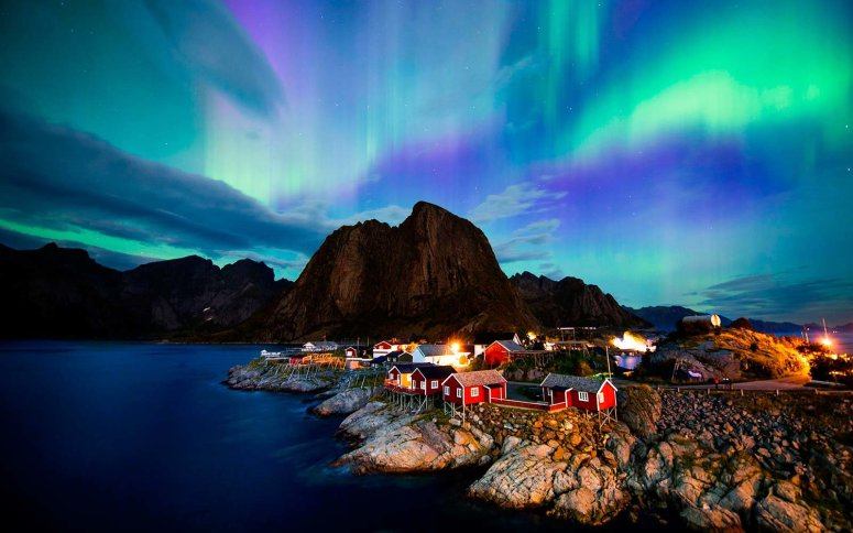 NORWAY NORTHERN LIGHTS TOUR