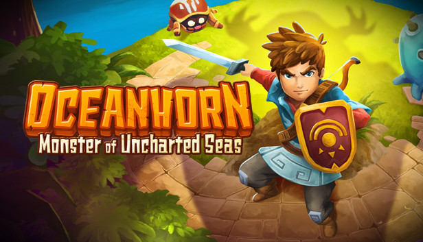 Best Action Games Oceanhorn