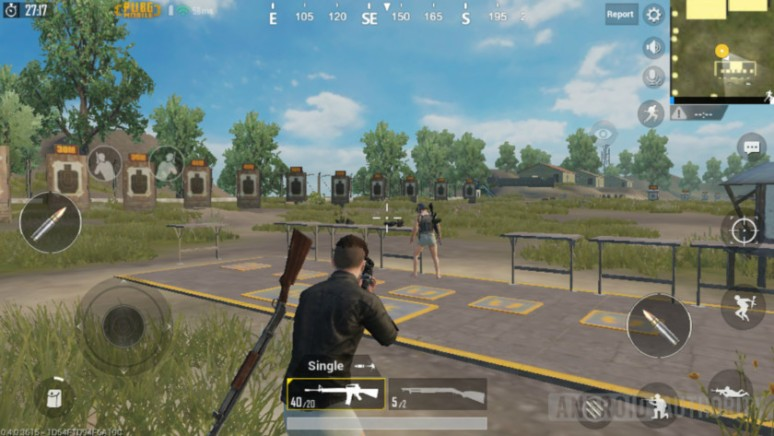 best android game PUBG