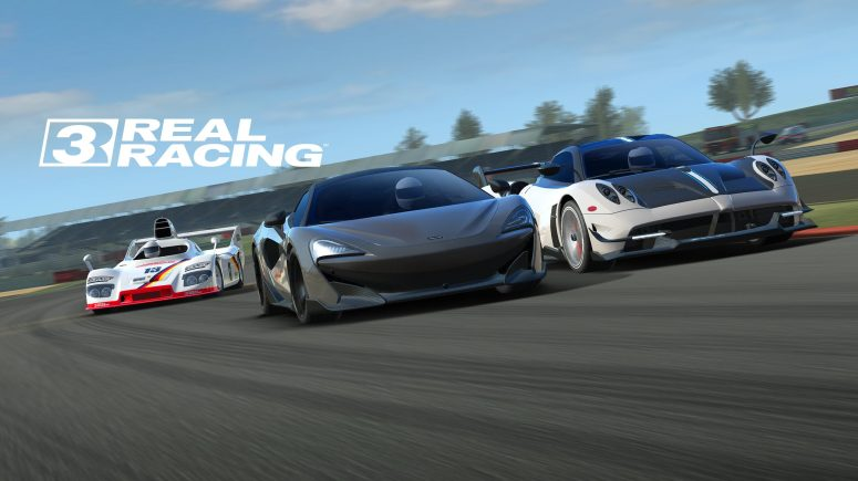 Real Racing 3 best android game
