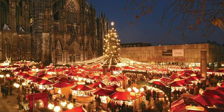 Best Christmas market 2019 cologne, germany