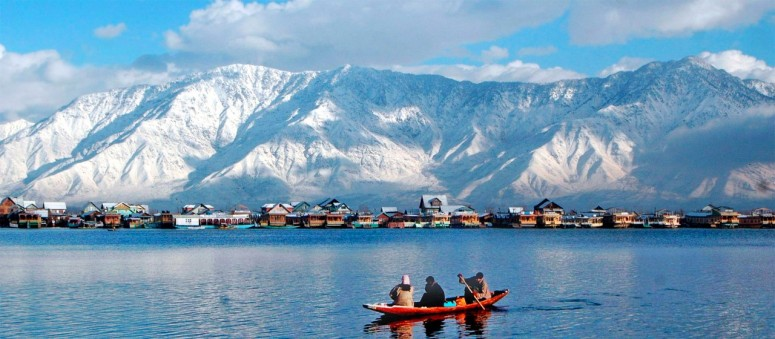 Dal Lake Kashmir India