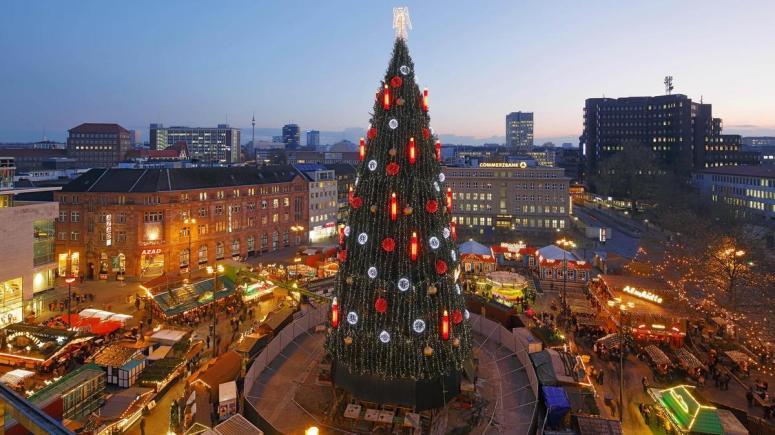 best christmas market 2019 Dortmund, Germany