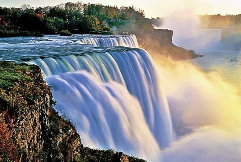 The heavenly place niagara falls