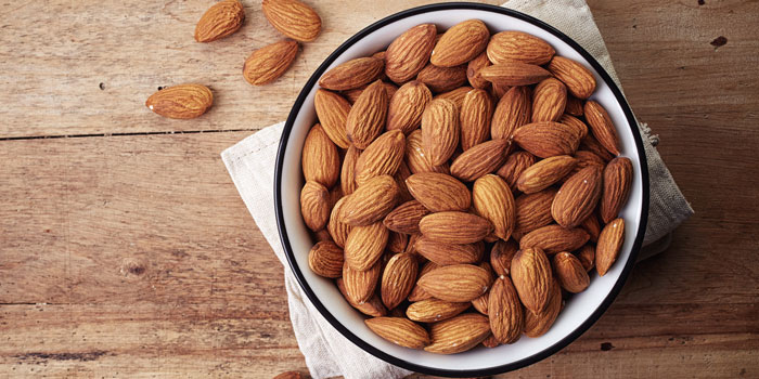 Health Benefits of Almond