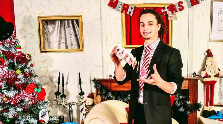hire a magician or a singer