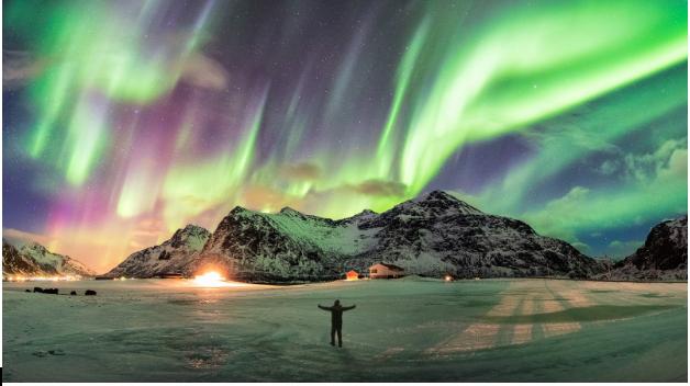 Experience Aurora Borealis
