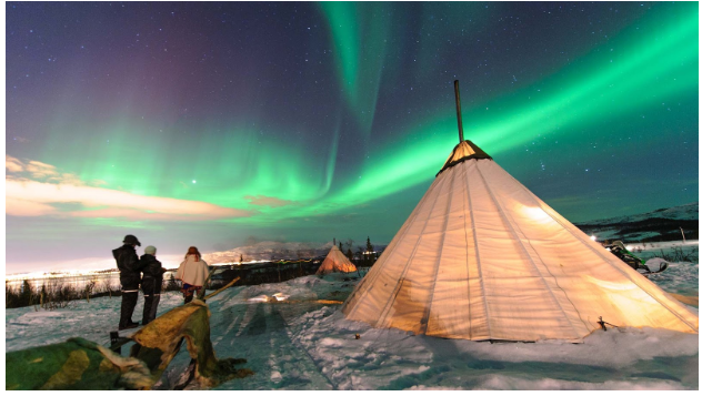 See Northern Light in Norway